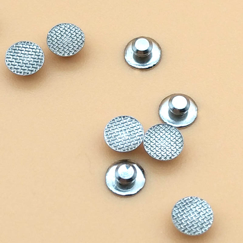 Mesh Base Orthodontic Lingual Button