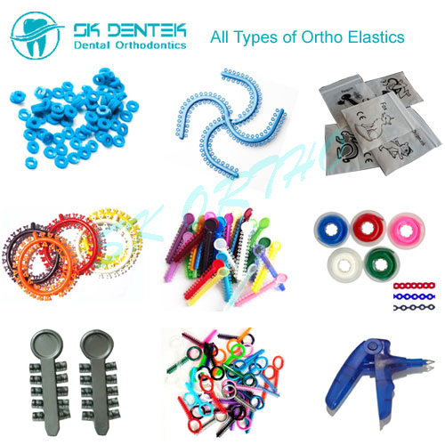 Orthodontic Elastomeric Series