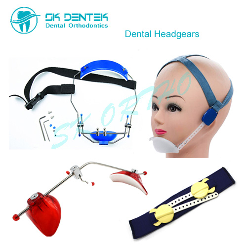 Dental Pull Headgears