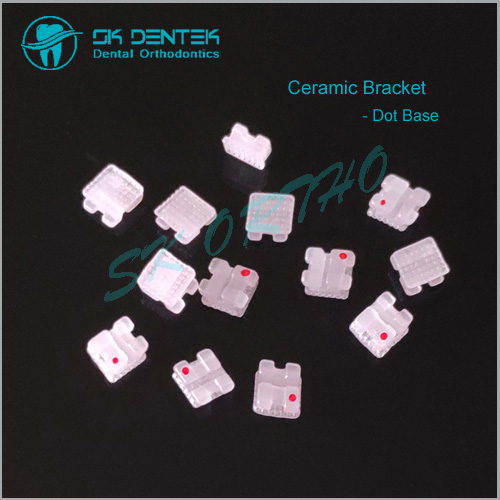 Orthodontic Ceramic Bracket