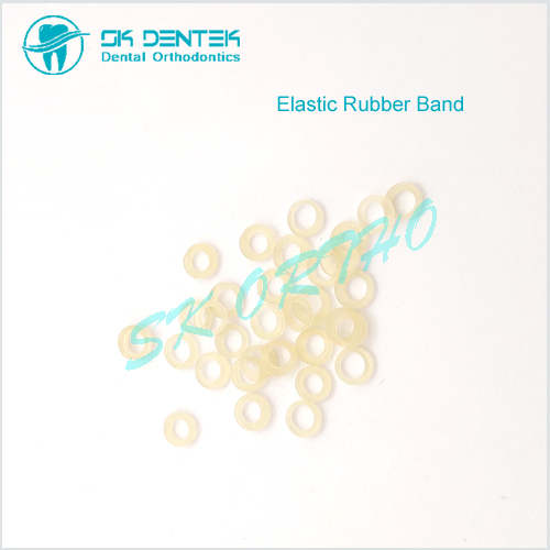 Orthodontic Elastic Rubber Band