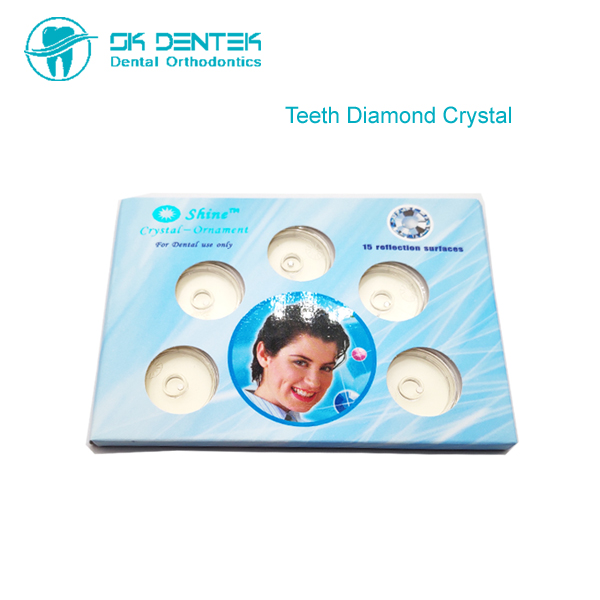 Dental Teeth Decoration Diamond Teeth Crystal Beauty
