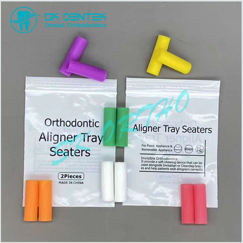 Dental Orthodontic Aligner Tray Seater