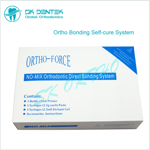 Dental Orthodontic Composite Self Cure